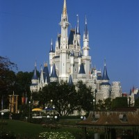 Cinderella Castle ©The Walt Disney Company