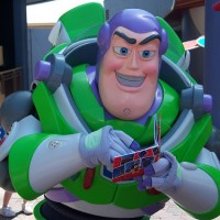 Buzz Lightyear Autograph Signing