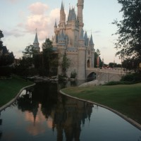 Cinderella Castle © The Walt Disney Company