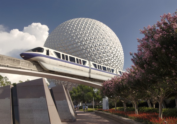 Epcot Theme Park ©The Walt Disney Company
