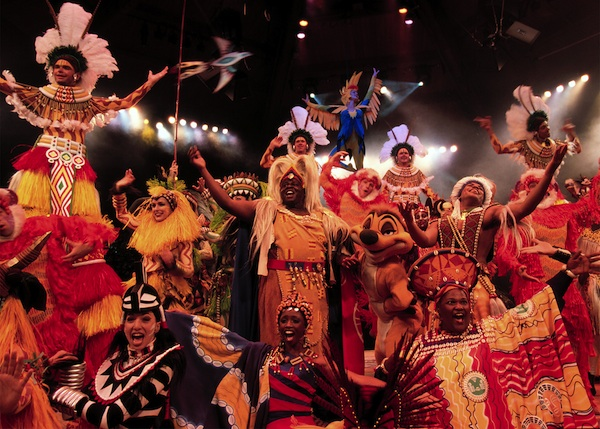 """Festival of the Lion King"" ©The Walt Disney Company"