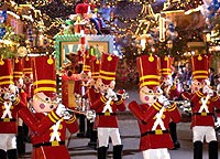 Mickey's Very Merry Christmas Parade