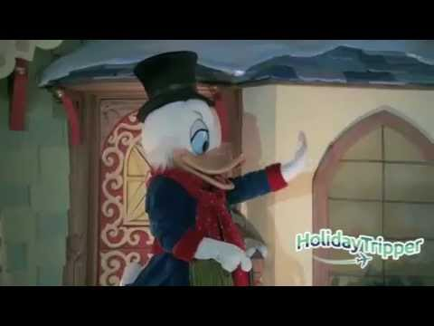Holiday Parade at Disney [Video]