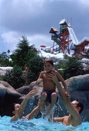 Blizzard Beach ©The Walt Disney Company