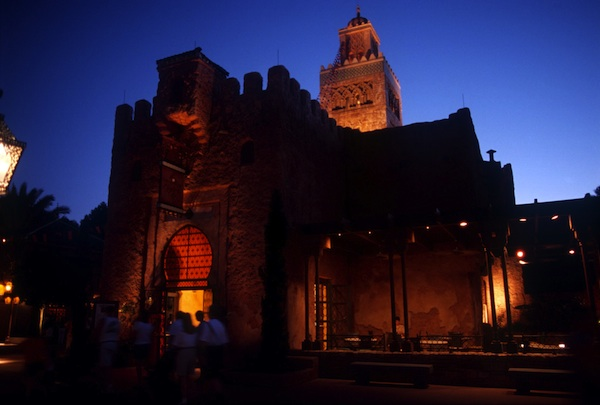 Morocco - World Showcase  ©The Walt Disney Company