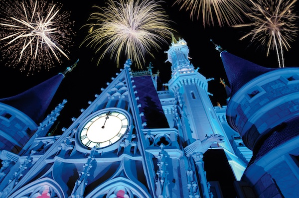 New Year's Eve ©The Walt Disney Company