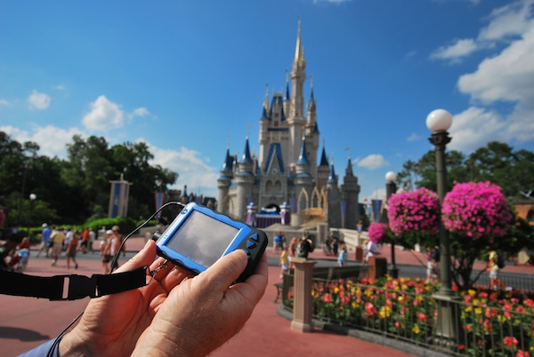 New Handheld ©The Walt Disney Company