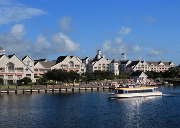 Yacht Club Resort ©The Walt Disney Company