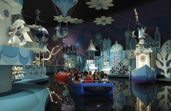 """It's a small world"" © The Walt Disney Company"
