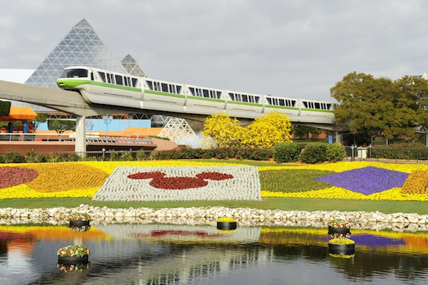 Epcot ©The Walt Disney Company