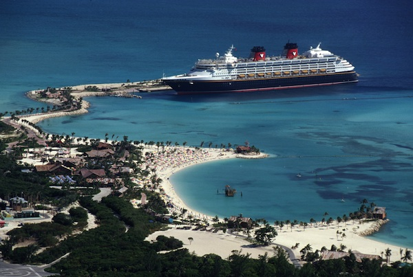 Castaway Cay ©The Walt Disney Company
