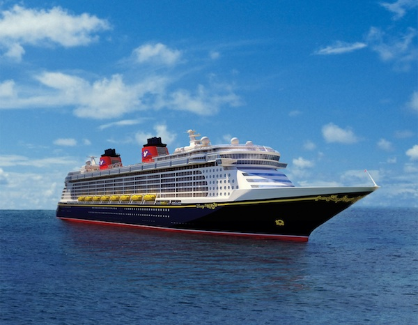 Disney Fantasy ©The Walt Disney Company