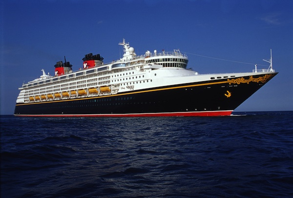 Disney Wonder ©The Walt Disney Company