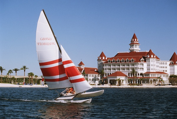 Grand Floridian Resort ©The Walt Disney Company