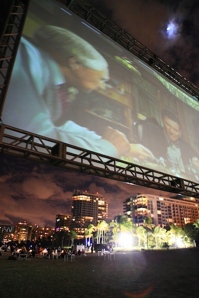 Movies on the Beach, Bal Harbour