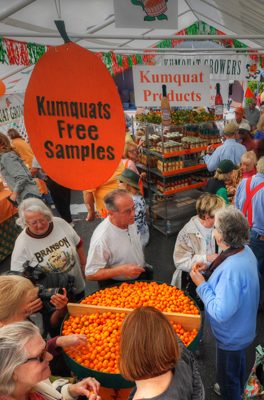 Kumquat Growers ©Kumquat Festival