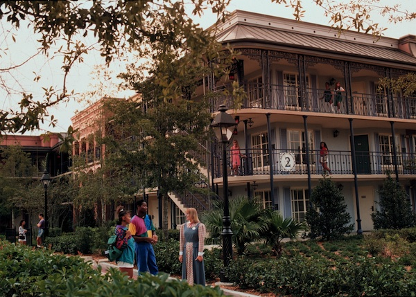 Port Orleans Resort - Riverside ©The Walt Disney Company