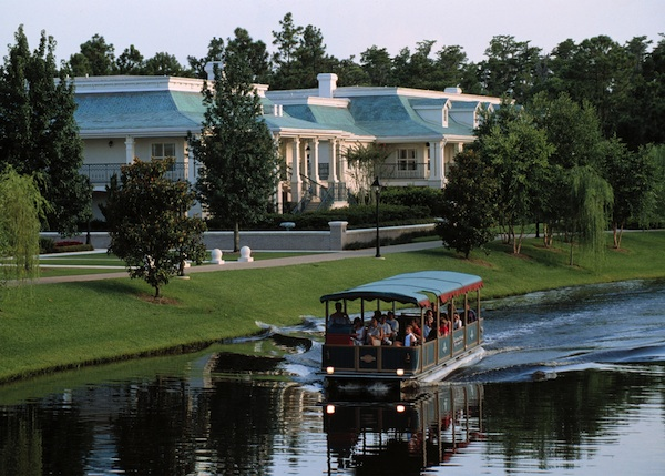 Port Orleans Resort ©The Walt Disney Company