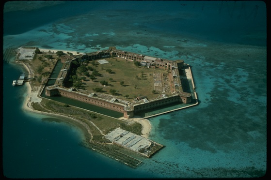 Dry Tortugas National Park, Key West ©National Park Service