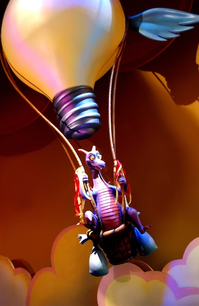 Journey into Imagination ©The Walt Disney Company
