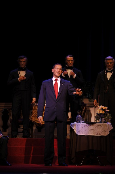 The Hall of Presidents ©The Walt Disney Company