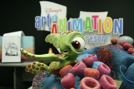 Art of Animation great for Nemo fans ©The Walt Disney Company
