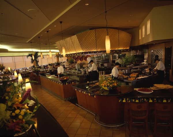 California Grill ©The Walt Disney Company