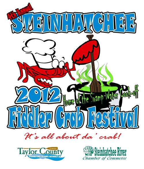 It's all about da' crab! ©Steinhatchee Fiddler Crab Festival