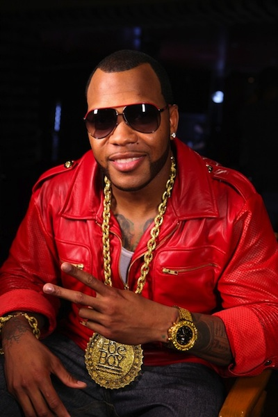 Flo Rida to rap for free ©OfficialFlo.com