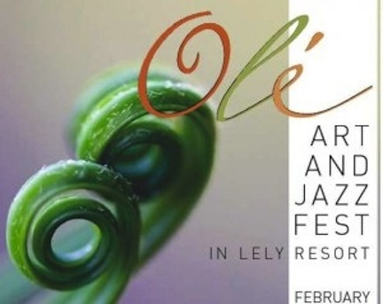 Music, art and food ©Olé Art & Jazz Festival