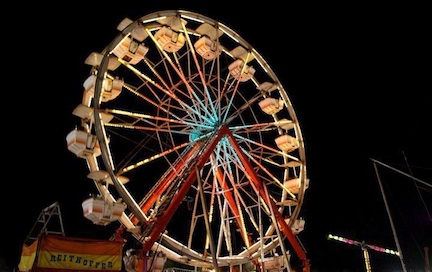Ferris Wheel ©Southwest Florida Lee County Fair