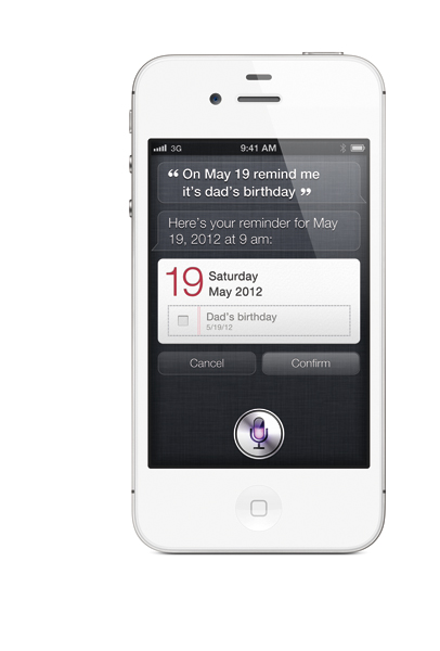 iPhone4s with Reminders  Apple Inc.