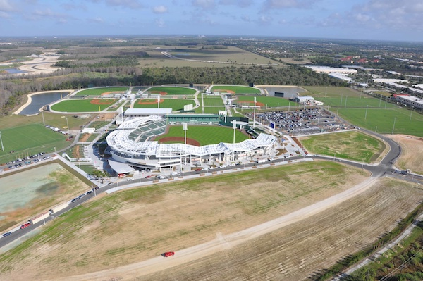 jetBlue Park Aerial © Lee County VCB