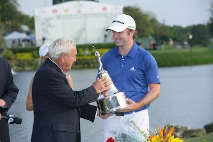 Champion Martin Laird @ Arnold Palmer Invitational Presented by MasterCard