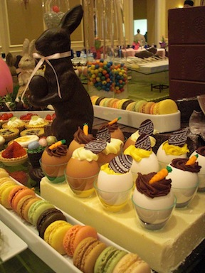 Easter Brunch @ The Ritz Carlton