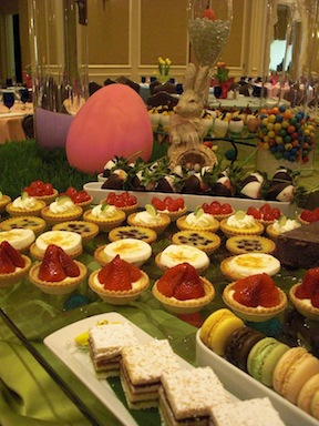 Easter Brunch at The Ritz @ The Ritz Carlton Coconut Grove in Miami