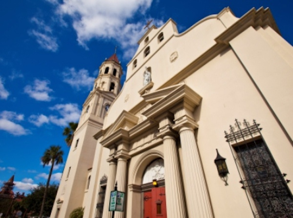 Cathedral Basilica &#169 St. Augustine CVB