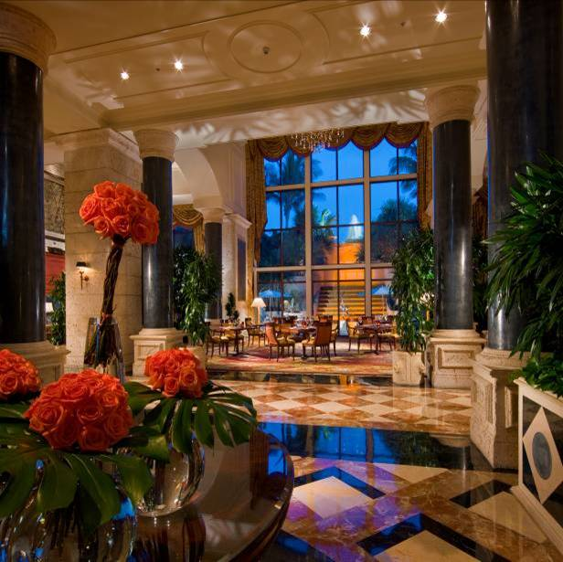 Coconut Grove Lobby ©  Ritz-Carlton Coconut Grove