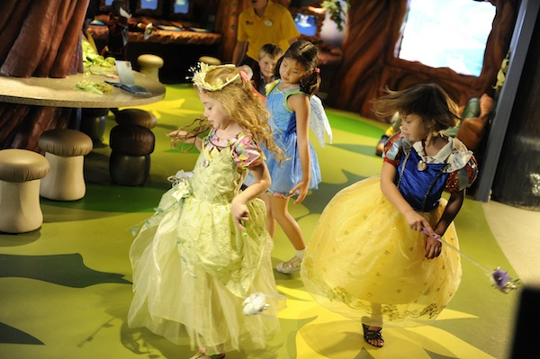 Princesses in Pixie Hollow @ Preston Mack
