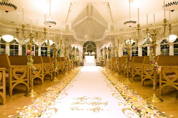 Disney Wedding Pavilion &#169 The Walt Disney Company