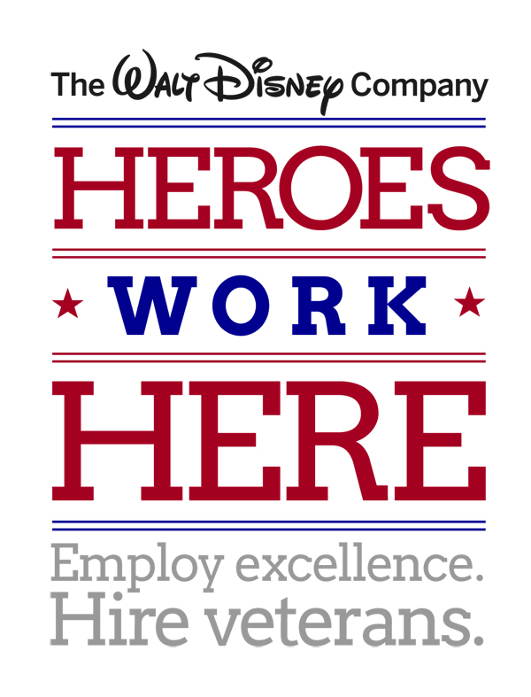 Heroes Work Here @ The Walt Disney Company
