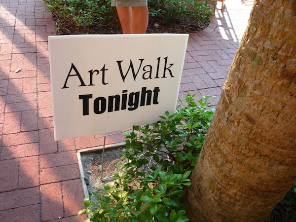 Admire some art! @ North Beaches Art Walk
