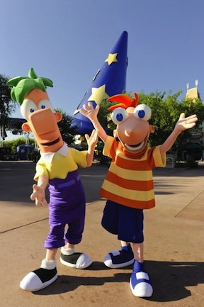 Phineas and Ferb @ Gene Duncan