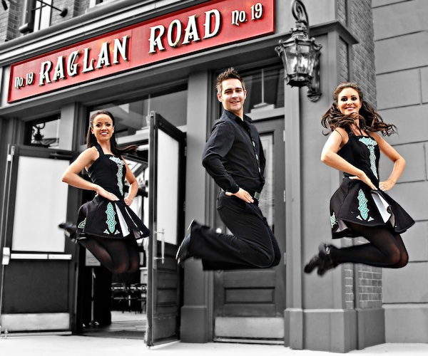 Raglan Road Dancers ©The Walt Disney Company