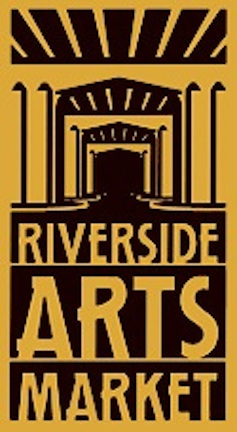 Outdoor arts and entertainment venue @Riverside Arts Market
