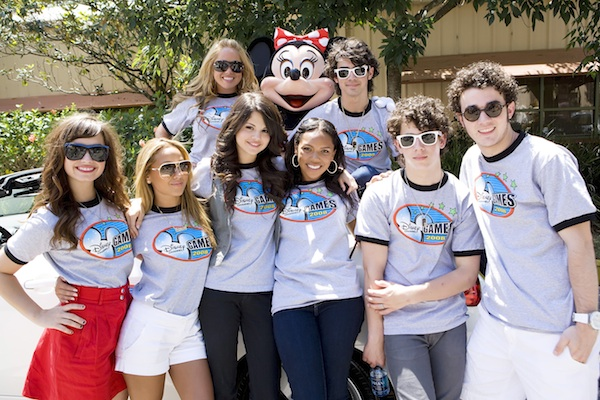 Disney Channel Stars &#169 The Walt Disney Company