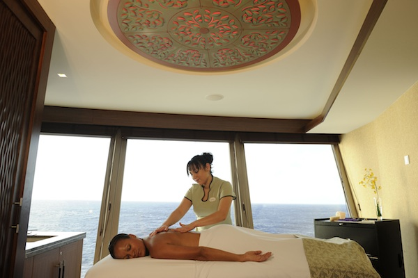 "Senses€"" Spa Villa © The Walt Disney Company"