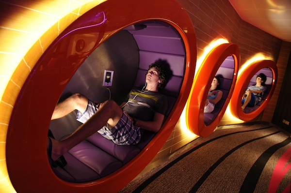 Wall Pods at Vibe @ Preston Mack