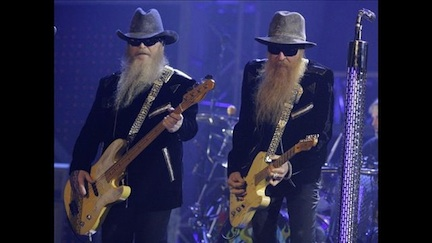 ZZ Top (credit: Associated Press)