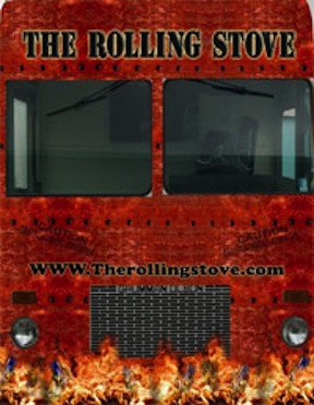 The Rolling Stove Truck Logo © Miami Food Trucks